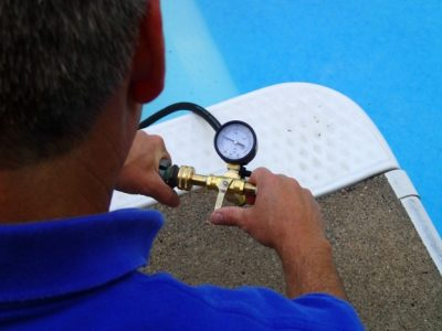 Leak location leak tools blog for Swimming pool pressure test plugs