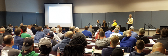 Leak Detection Seminar at Northeast Pool and Spa Show