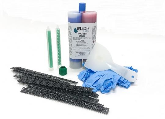 Carbon Fiber Grid Stitch Kit (15 Stitches)
